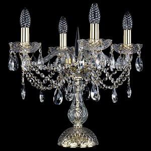 Настольная лампа декоративная 12.21.4.141-37.Gd.Sp