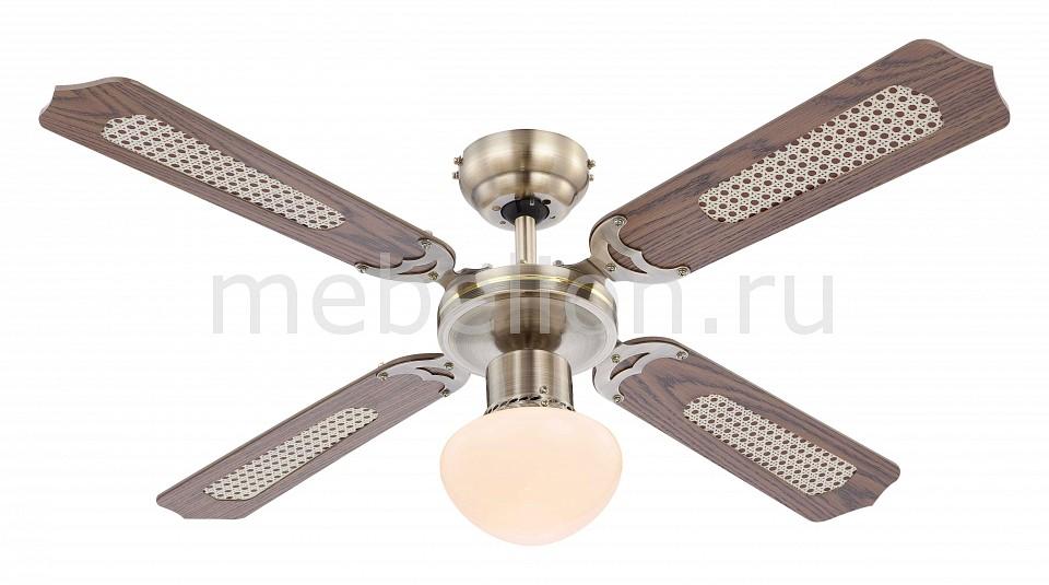 Светильник с вентилятором Globo Champion 0309 цена