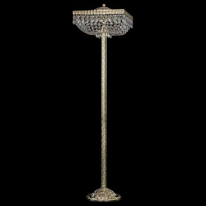 Торшер 1927 Bohemia Ivele Crystal (Чехия)