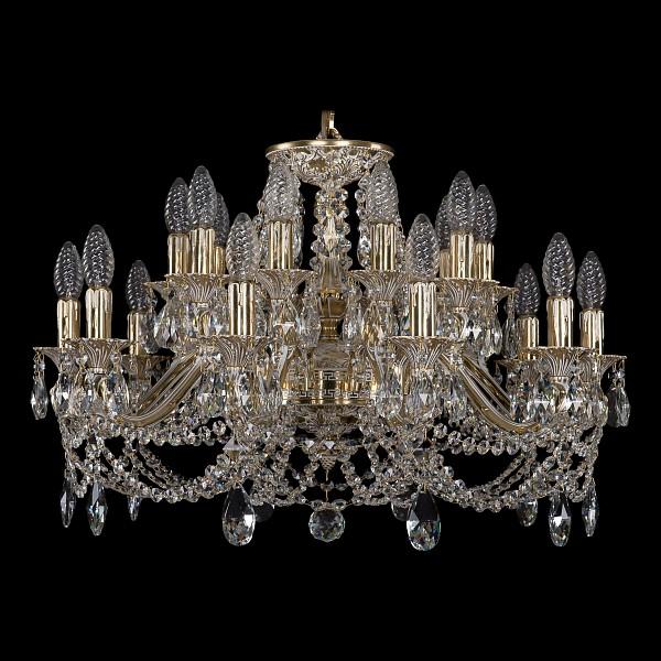 Подвесная люстра 1703/20/225/C/GW Bohemia Ivele Crystal  (BI_1703_20_225_C_GW), Чехия