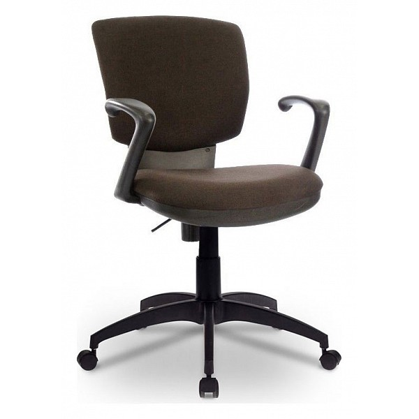 Кресло компьютерное CH-636AXSN/BROWN Бюрократ BUR_1070671
