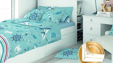 Комплект постельного белья Eco Cotton Combo Marinaio
