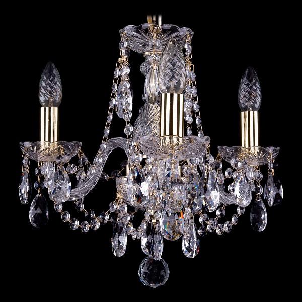 Подвесная люстра 1406/3/141/G Bohemia Ivele Crystal  (BI_1406_3_141_G), Чехия