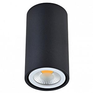 Накладной точечный светильник N1595 DO_N1595Black_RAL9005