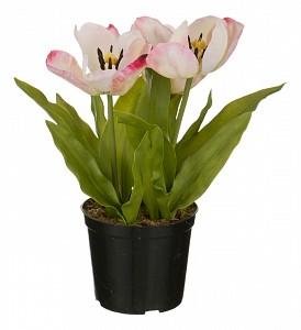 Растение в горшке (29 см) Тюльпан 654-197
