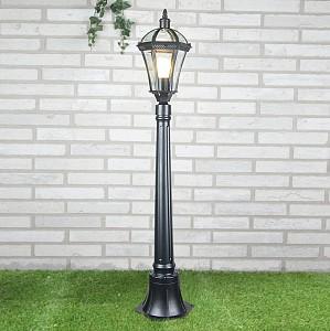 Наземный высокий светильник Capella F a025015