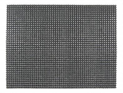 Коврик придверный (60x45 см) Щетинка