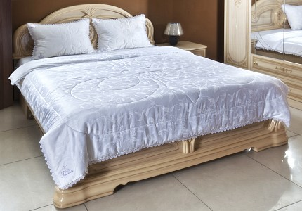 Одеяло евростандарт Silk Premium