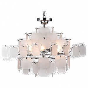 Дизайнерская люстра Glass-pieces FV_1424-6PC