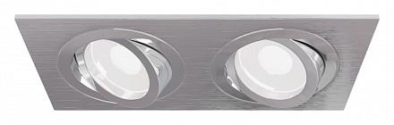 Встраиваемый светильник Atom DL024-2-02S