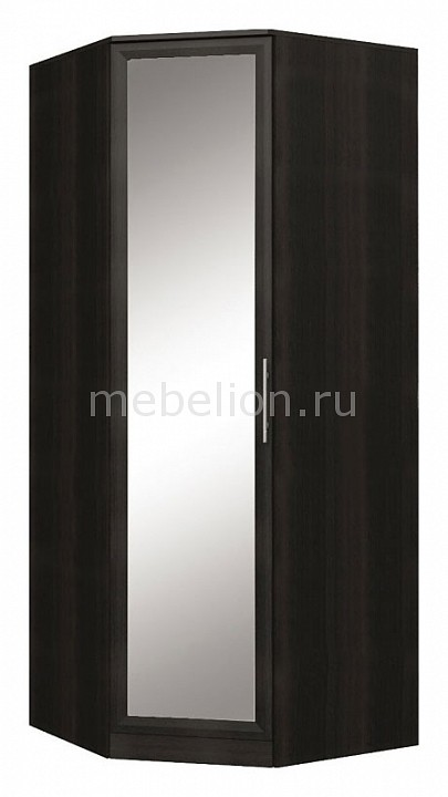 Шкаф платяной Юлианна СБ-101-01М дуб феррара