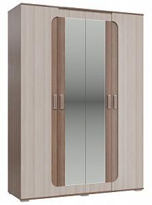 Шкаф платяной Пальмира 4-4821