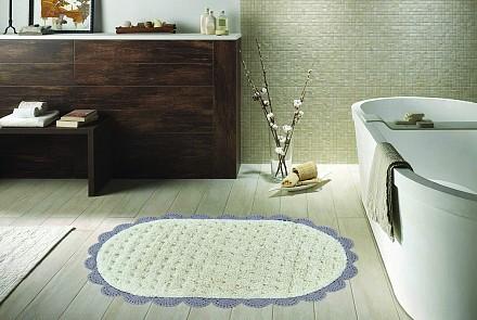 Коврик для ванной (60x100 см) Vanda S.303мокко