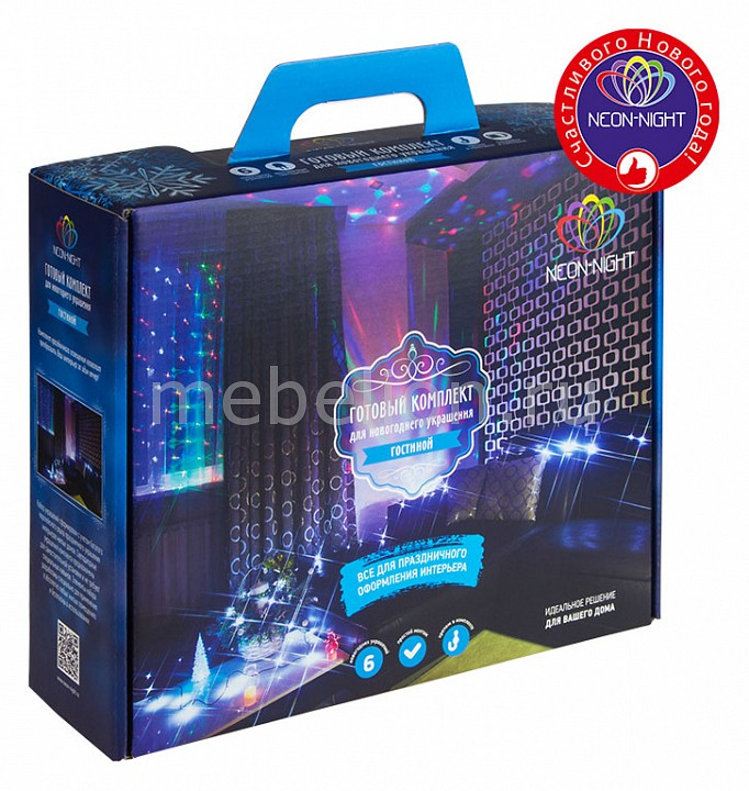 Световая фигура Neon-Night NN_500-013 от Mebelion.ru