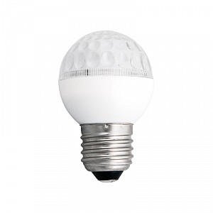Лампа светодиодная Dia 1 E27 220В 1Вт 3000K 405-216