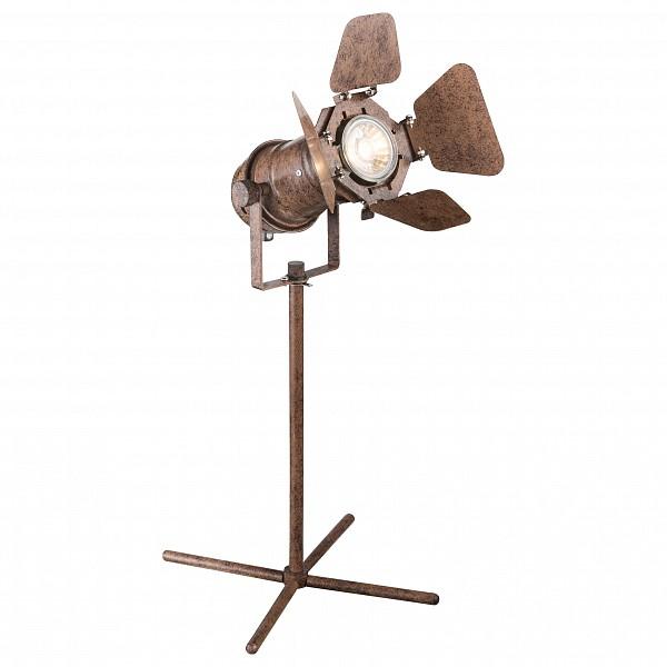 Настольная лампа декоративная Egon 54650-1T Globo GB_54650-1T