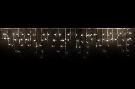 Бахрома световая (3х0.9 м) RL-i3*0.9F-T/WW
