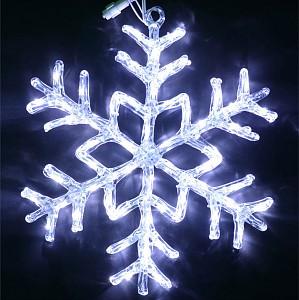 Снежинка световая (0.4 м) RL-SF40-W