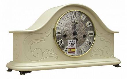 Настольные часы (45x13x26см) SARS 0077-340 Ivory