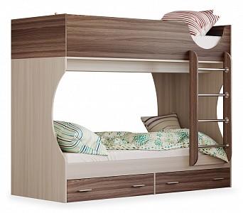 Кровать двухъярусная Д2
