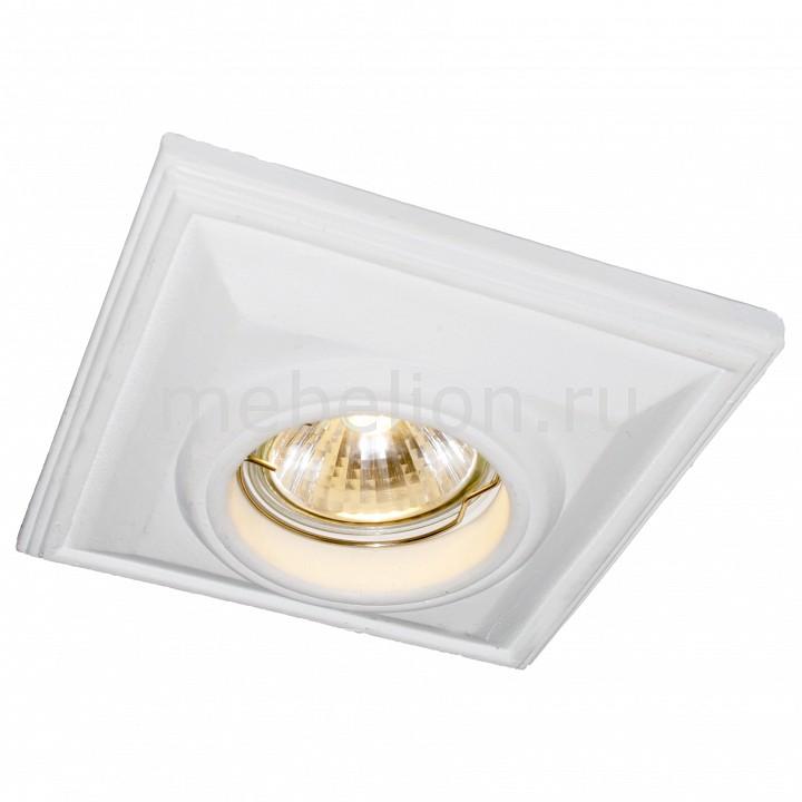 Купить Встраиваемый светильник Cratere A5304PL-1WH, Arte Lamp