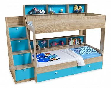Детская кровать Golden Kids 10 FSN_4S-GK_10-KD-FG