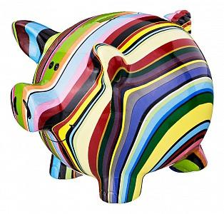 Копилка (14х12х12 см) Свинка 574-360