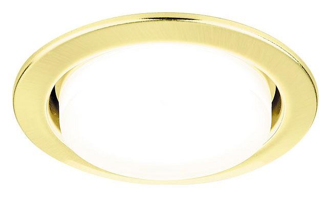 Встраиваемый светильник Ambrella AMBR_G101_GD от Mebelion.ru