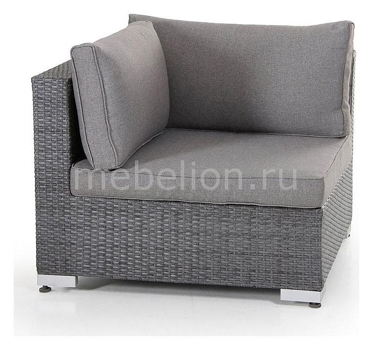 Софа Brafab Секция для дивана Ninja 3503-73-76 серый стол обеденный brafab ninja 3616 73