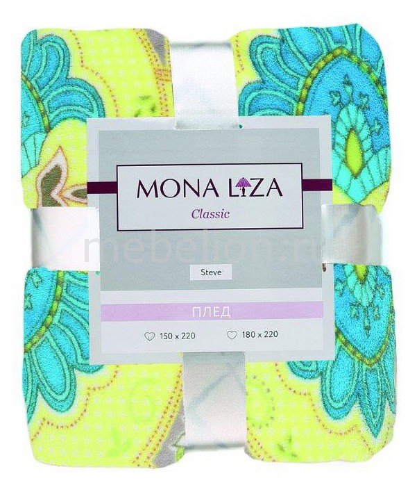 Плед Mona Liza MNL_520401_103 от Mebelion.ru