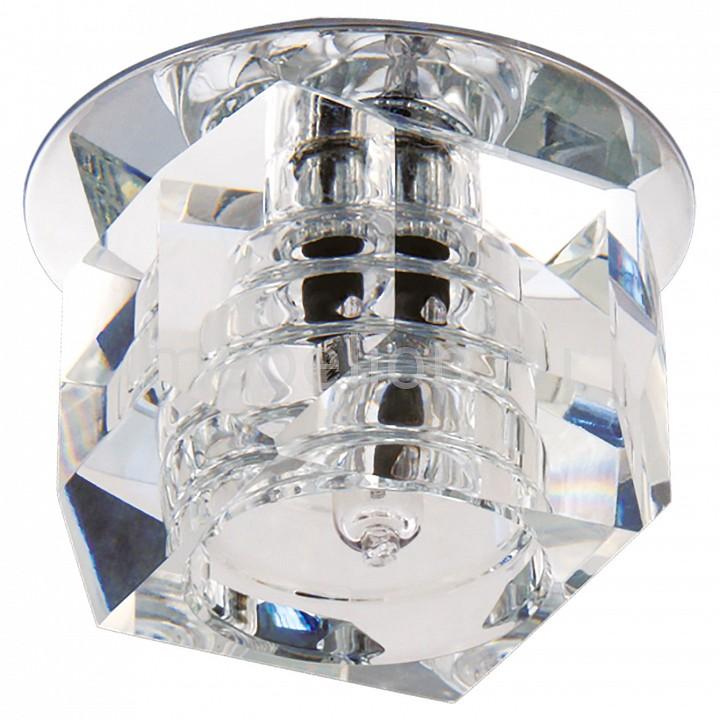 Встраиваемый светильник Lightstar Romb 004061