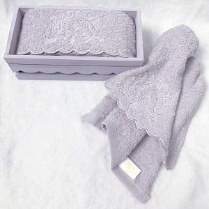 Набор из 5 полотенец для рук (30x50 см) Лорена
