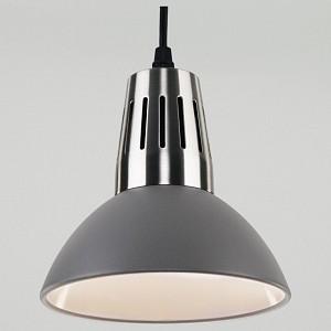 Подвесной светильник Norman 50174/1 серый