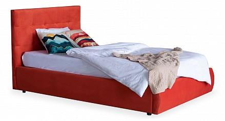 Кровать полутораспальная Selesta с матрасом ГОСТ 2000x1200