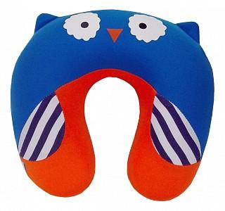 Подушка дорожная (30x30 см) Owl