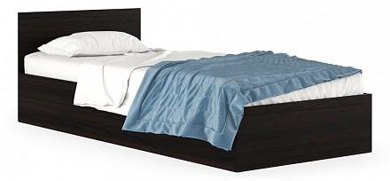Кровать односпальная Комфорт 1900x700