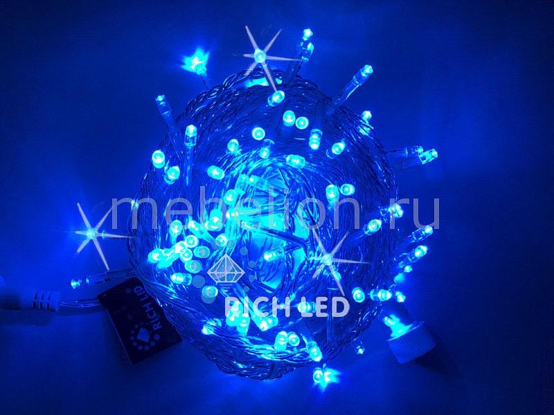 Электрогирлянда RichLED RL_RL-S10CF-24V-T_B от Mebelion.ru