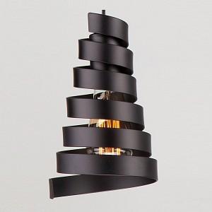 Подвесной светильник Storm Long 50156/1 черный