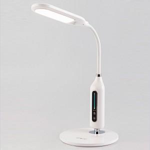 Настольная лампа офисная Soft 80503/1 белый 8W