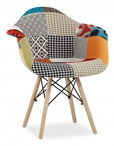 Кресло Eames Пэчворк
