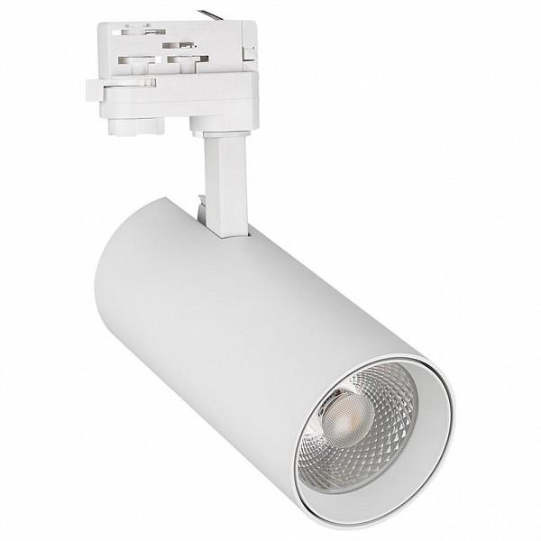 Светильник на штанге Lgd-Gera LGD-GERA-4TR-R90-30W Day5000 (WH, 24 deg)