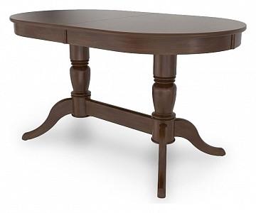 Стол обеденный Фламинго 05.06 орех темный