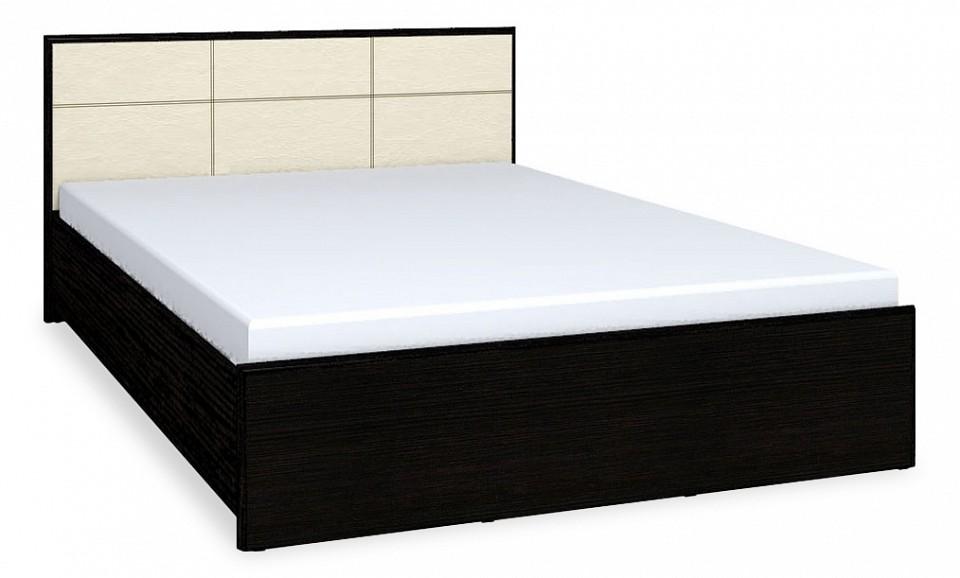 Кровать двуспальная Амели Люкс В