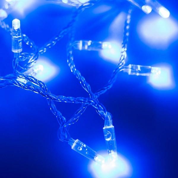 Гирлянда нить [10 м] String ARD-STRING-CLASSIC-10000-CLEAR-100LED-STD BLUE (230V, 7W) ARLT_025787
