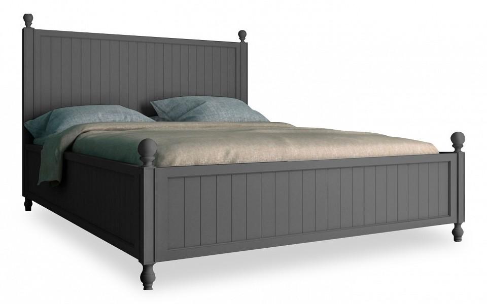 Купить Кровать двуспальная Palermo, Этажерка