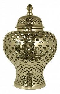 Банка декоративная (48 см) Black & Gold 41773