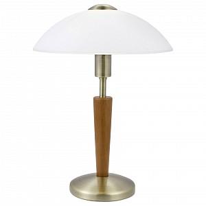 Настольная лампа декоративная Solo 1 87256