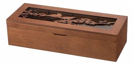 Шкатулка для украшений (31х21х8 см) 255-106