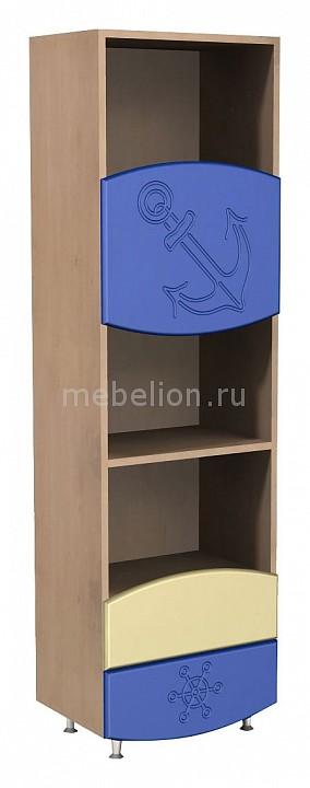 Стеллаж комбинированный Капитошка ДК-3
