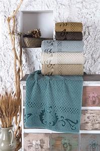 Набор из 6 банных полотенец Eysan